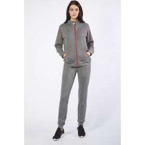 Ng Tuta Donna Full Zip Felpata Freetime Art. Sd615