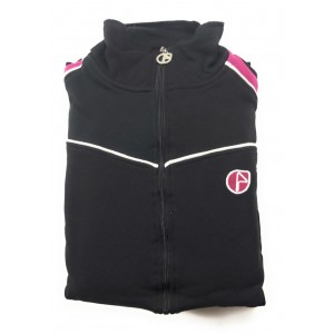 Ng Tuta Donna Full Zip Felpata Freetime Art. Sd609