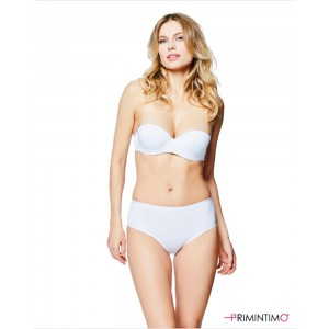 Primintimo Pack 6 Slip Donna Midi In Cotone