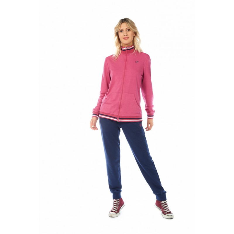 Ng Tuta Donna French Terry Full Zip Sd820