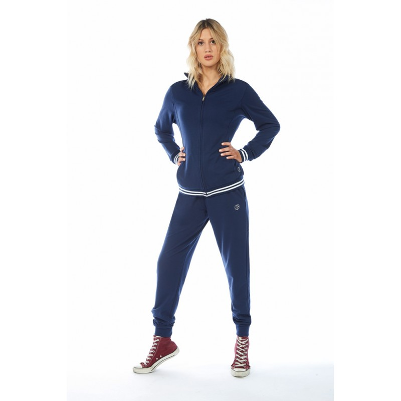 Ng Tuta Donna French Terry Full Zip Sd821