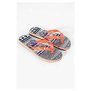 Desigual Shoes Infradito Flip Flop Exotic Jeans