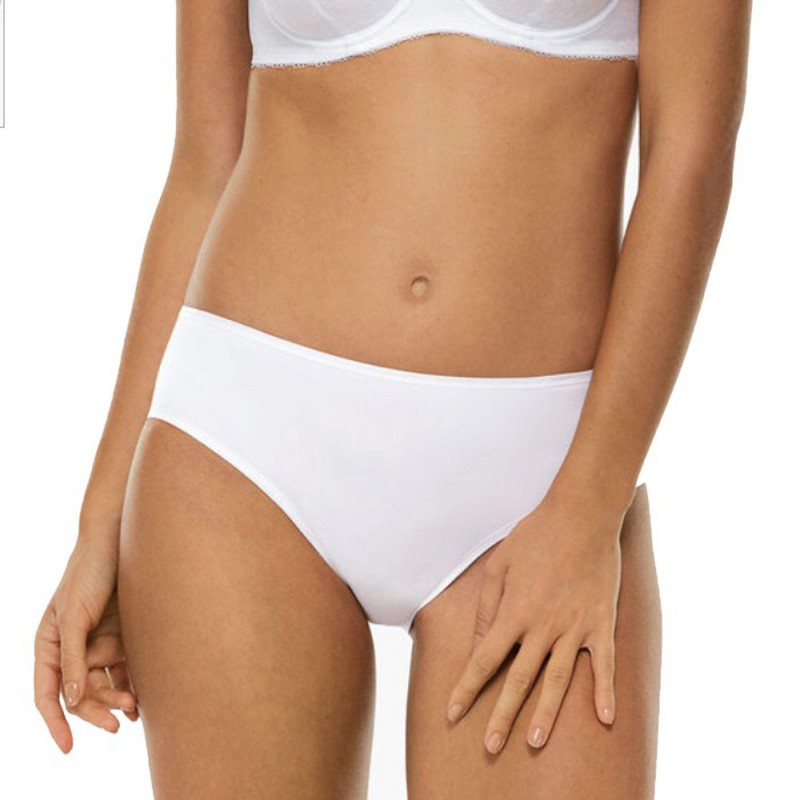 Lovable Slip Donna Invisible Comfort 3 Pz Bianco