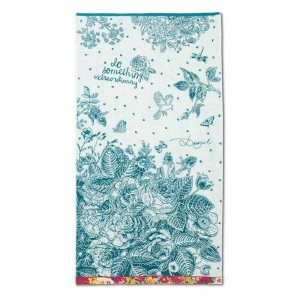 Desigual Telo Mare Towel Shower 17whwt03 150x95