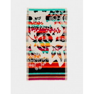 Desigual Towel-mini Black&white