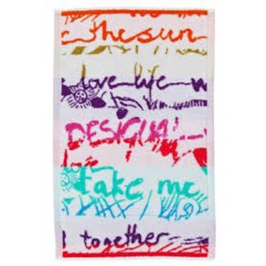Desigual Towel-mini Love Party