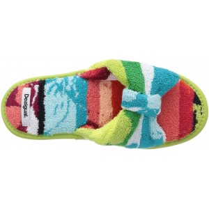 Desigual Slippers Terry-ju 4