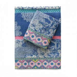 Desigual Pack Towel-exotic Summer
