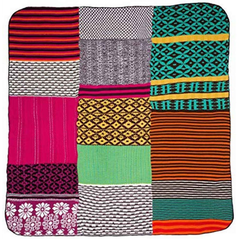 Desigual Blanket_tricot Patch