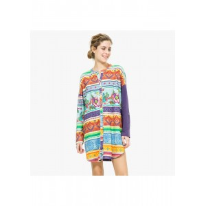 Desigual Nightdress_tribal Galactic