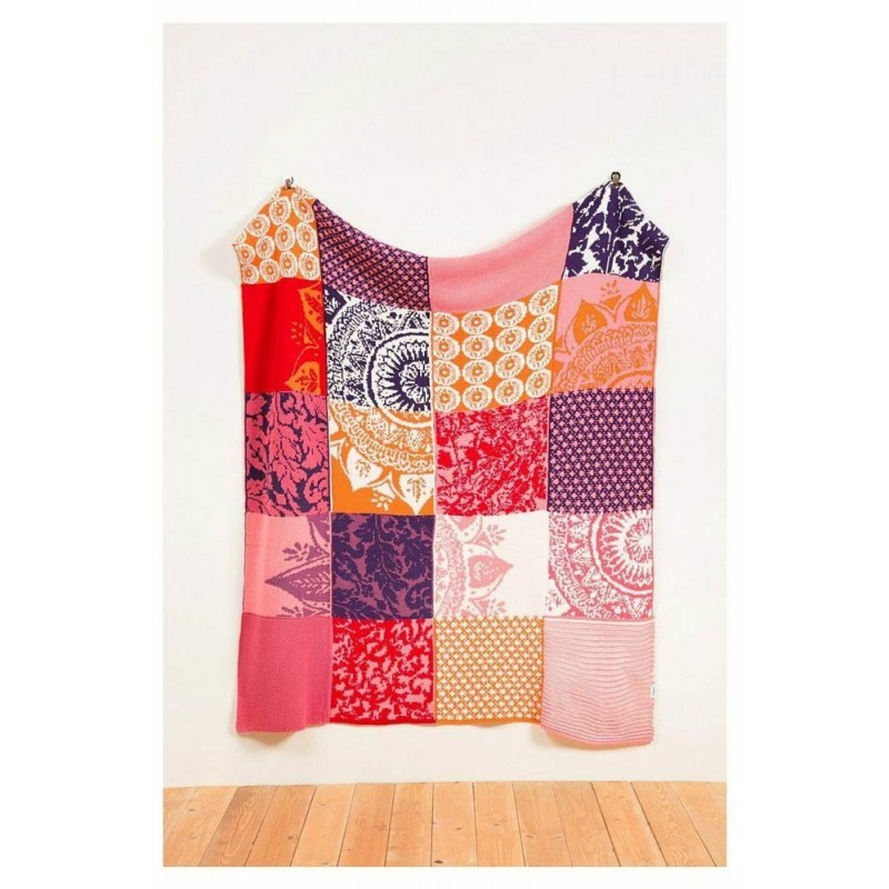 Desigual Blanket_knit Patch