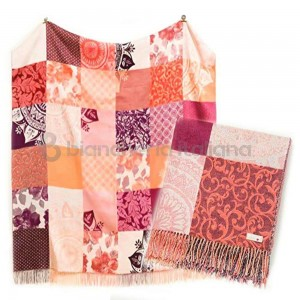 Desigual Blanket Romantic Patch