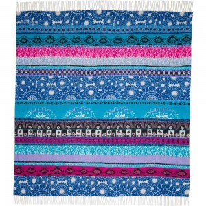 Desigual Blanket Denim Folk