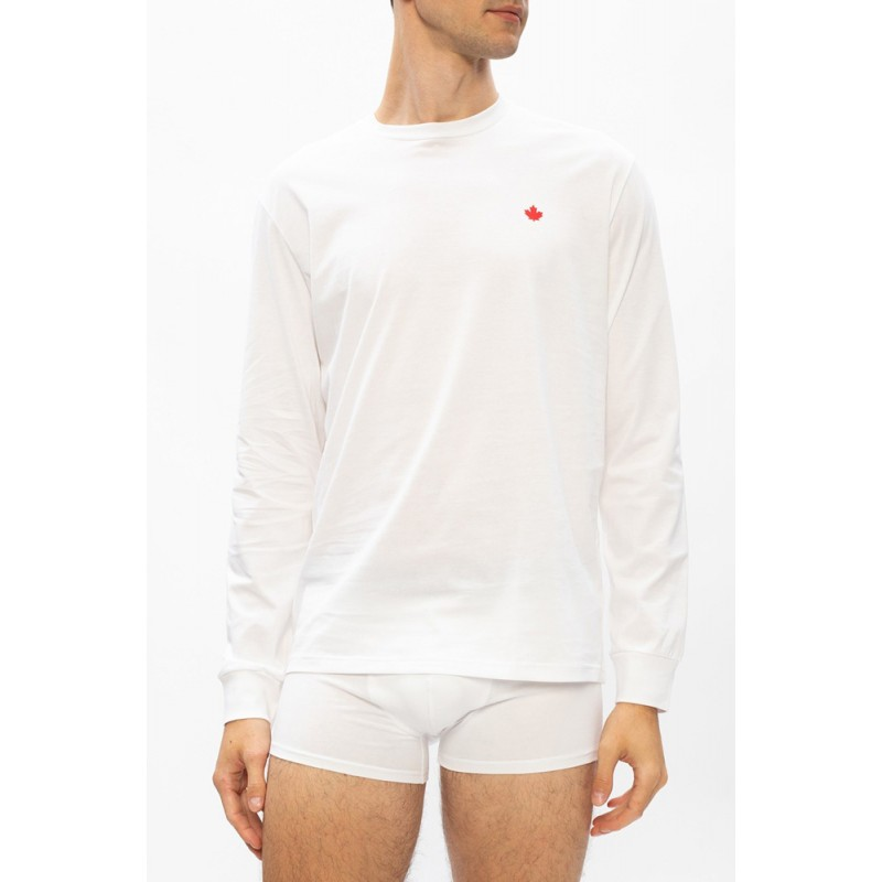Dsquared2 Long Sleeves T-shirt