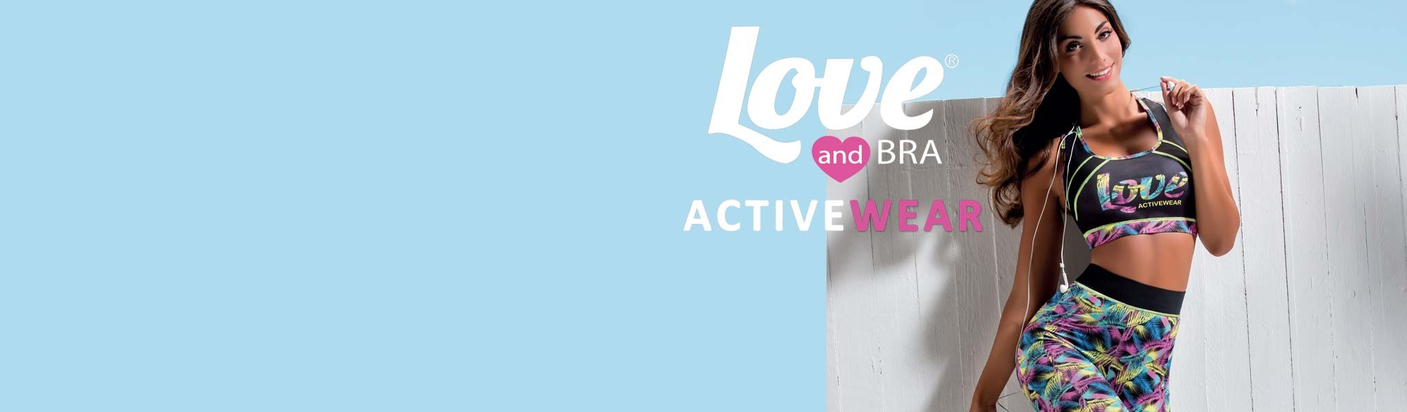 Love and Bra Active Wear